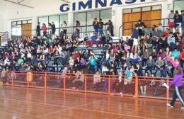 La cita es en la Villa Deportiva Municipal.