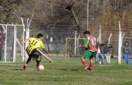 "Comenzó el torneo local ""Jorge Angelucci"""