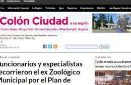 Nace Colón Ciudad, informando sobre el noroeste bonaerense y el sur de Santa Fe