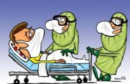 Viernes con 9 casos de coronavirus y 38 pruebas pendientes en la ciudad