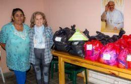 Grupo celíacos: Nuevo aniversario y entrega de alimentos