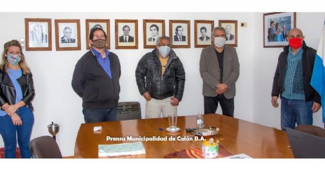 Avanza la gestión para la firma de un convenio entre el municipio y el Ministerio de Desarrollo Social de la Nación