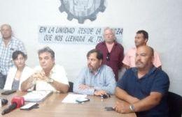 Conferencia de prensa.