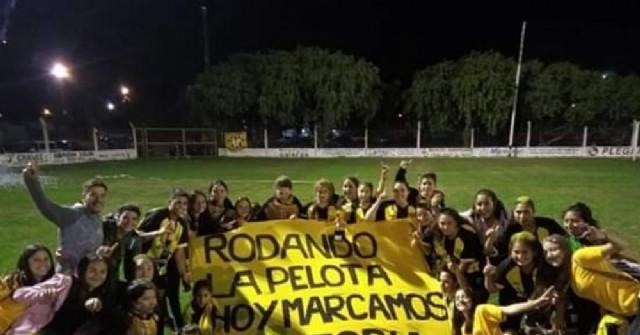 Fútbol femenino: Racing campeón en primera y El Fortín en reserva