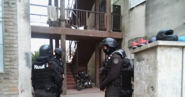 Allanamientos por comercio de drogas en nuestra ciudad