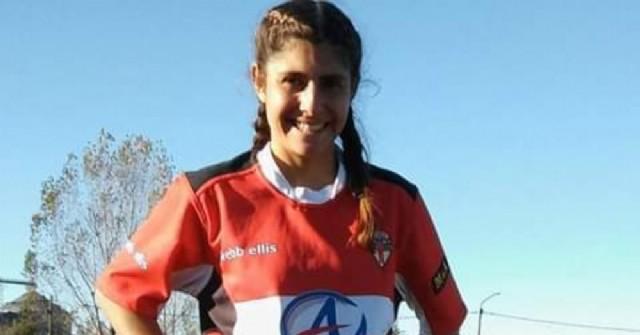 Florencia Chivel a la selección de UROBA