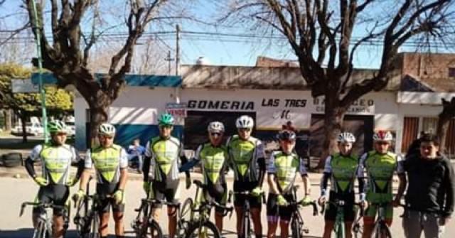 El equipo de ciclismo tendrá competencia en Pergamino y en Venado Tuerto