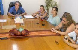 El intendente interino se reunió con las áreas de Políticas Sociales