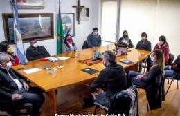 La comuna firmó un convenio con el Patronato de Liberados de la Provincia
