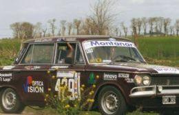 El Fiat 1500 de los hermanos García.