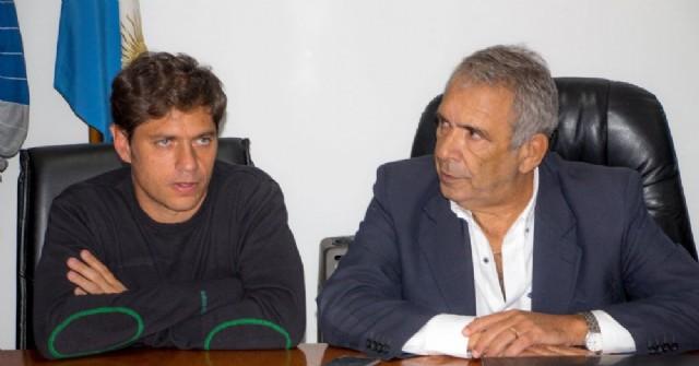 Ricardo Casi y otros intendentes respaldaron la gestión de Axel Kicillof