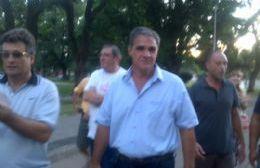 Pablo Pino asumió interinamente la Intendencia