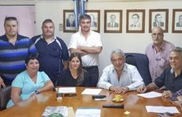 El intendente participó de la reunión definitiva.