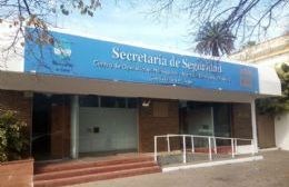 Secretaría de Seguridad.