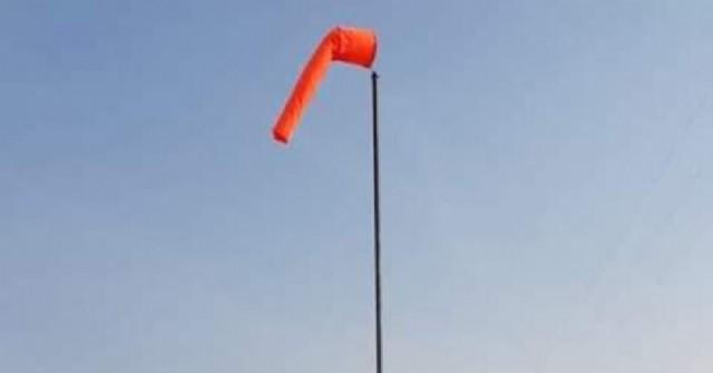 Información sobre las mangas de viento