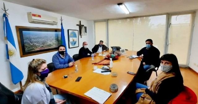 Ayuda de Provincia a Colón por la granizada de la semana pasada