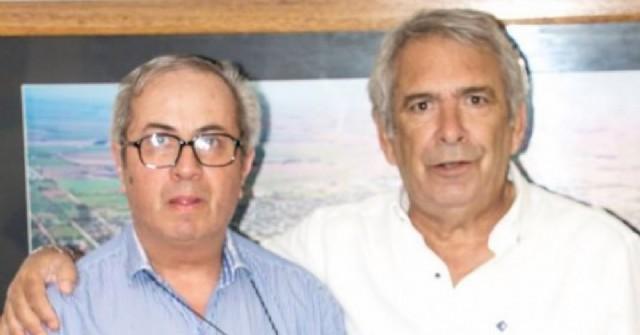 Recibimiento a Roberto Berrotarán