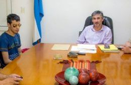 Una iniciativa de Agustín Chávez.