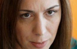 María Eugenia Vidal, gobernadora bonaerense.