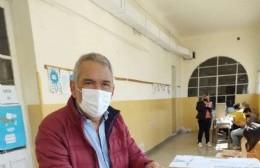 De cara al escrutinio de las PASO 2021, el intendente de la ciudad, Ricardo Casi, emitió su votó entre las 14 y 15 horas de este domingo.