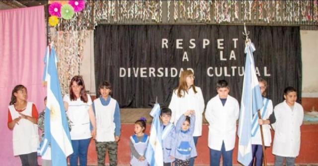 Se realizó el acto oficial por el Día del Respeto y la Diversidad Cultural