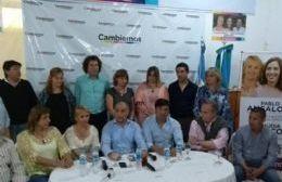 El vicegobernador Daniel Salvador visitó Colón