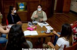 Los capacitadores fueron convocados por la Dirección de Género como autoridad de aplicación, en el marco de la Ley Micaela y la ordenanza local de adhesión.