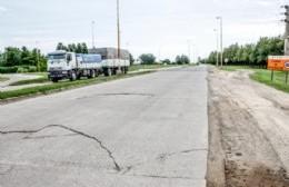 Comenzará la repavimentación y bacheo de la Ruta Provincial 50