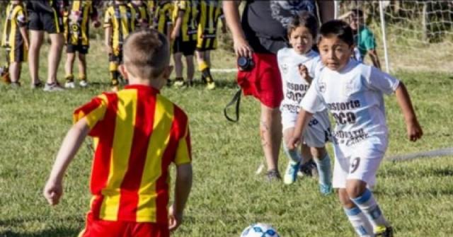 Se viene el Encuentro de Multideportes Infantil