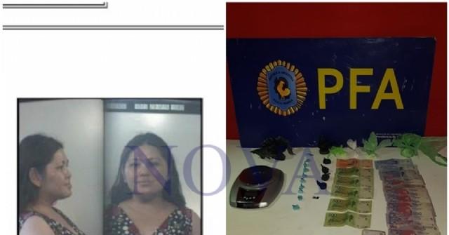 Una mujer fue detenida en Rojas por tenencia y venta de drogas