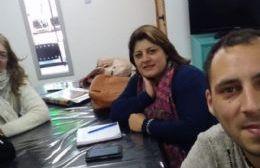 Encuentro con Rocío Martínez.