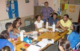 Los efectores municipales coordinan trabajo en conjunto