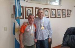 Ruggero y Ricardo Casi.