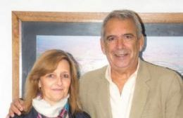 Mercedes Magoia y Ricardo Casi.