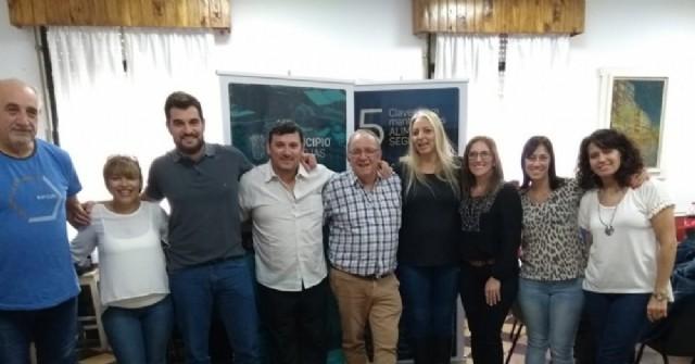Reunión regional de áreas de Bromatología