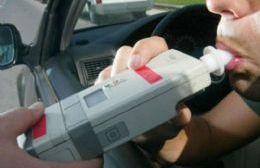 Se retuvieron siete licencias por ebriedad de los conductores