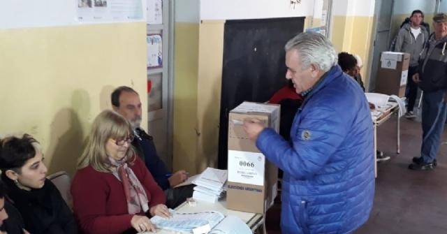 """Manuel Elías: """"Trabajamos en un proyecto de gobierno para Pergamino"""""""