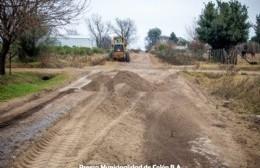La Municipalidad gestiona proyectos de obras públicas