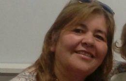 Sandra Arias.