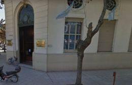 Sede local del Banco Nación.