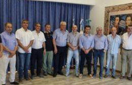 Reunión en la ciudad Alberti: Intendentes exigen un espacio para el diálogo a Provincia y Nación